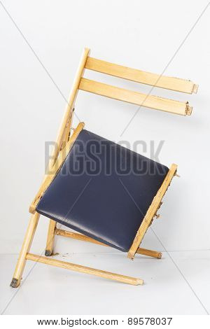 Damaged Chair Eaten By Termite