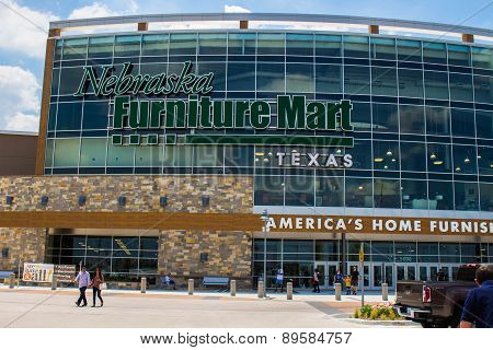 Nebraska Furniture Mart Texas