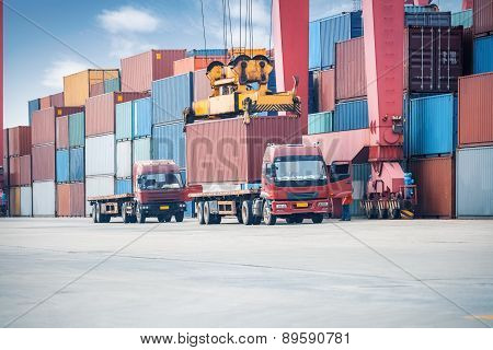 Container Transport Area