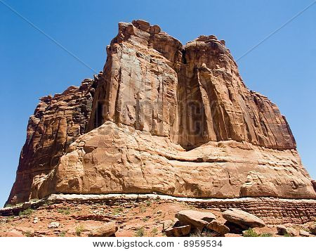 The Organ, Arches National Park, Utah