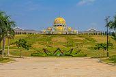 image of palace  - Kuala Lumpur Malaysia  - JPG