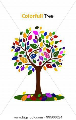 Colorfull Tree