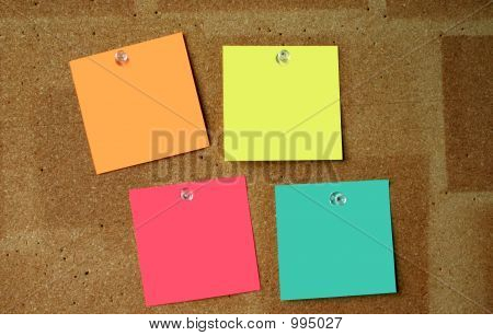 Blank Postits 3