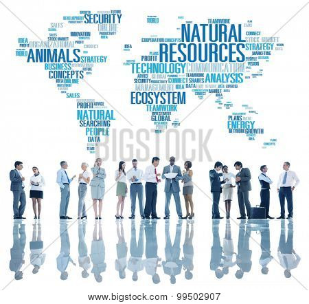 Natural Resources Environmental Conservation Sustainability Concept
