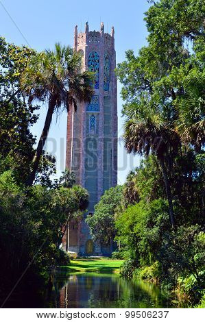 Bok singing tower in Florida USA
