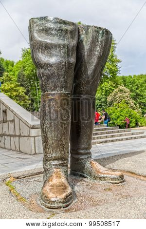 Reza Shah great legs