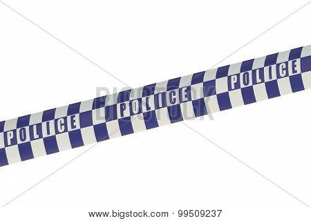 England Police Line