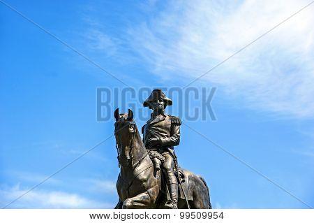 George Washigton Statue