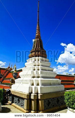 Temple and Thai church
