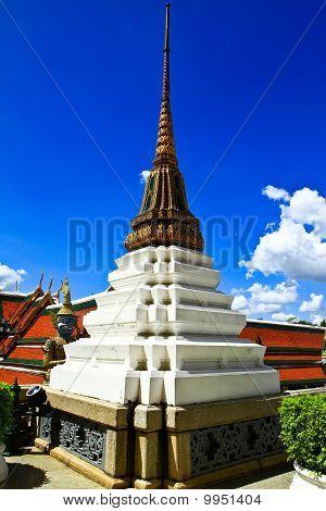 Temple and Thai church