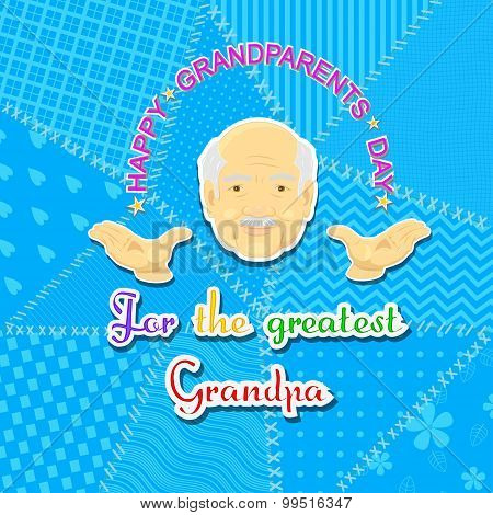 Grandfather and grandmother day