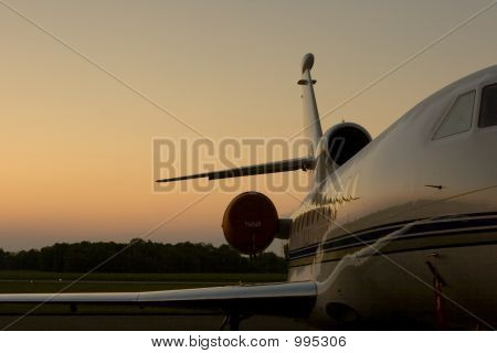 Corporate Jet Three