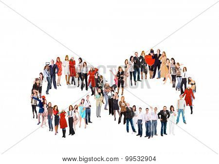 People Team Together we Stand