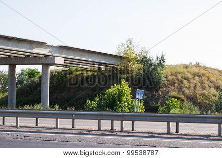 Unfinished Road Bridge