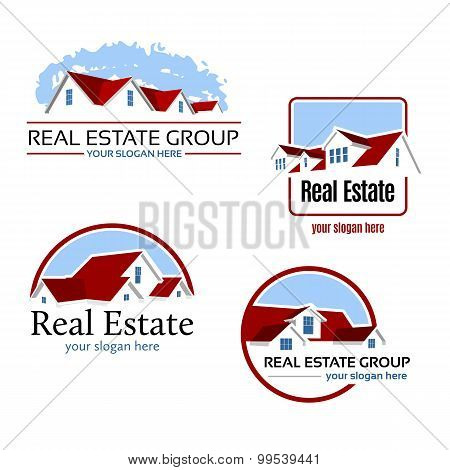 Real Estate Emblems