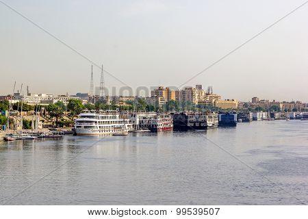 Nile Shore