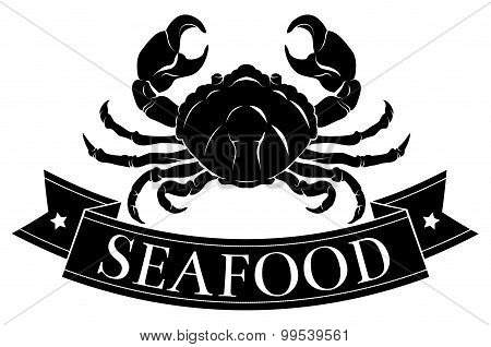 Seafood Crab Icon