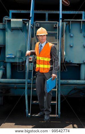 Dockworker
