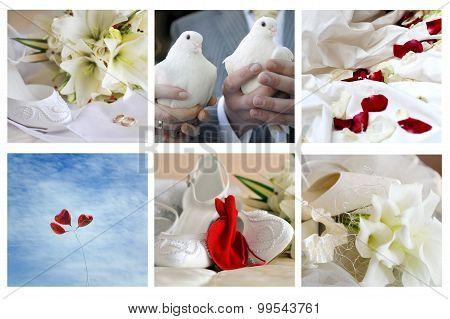 Different Wedding Simbols
