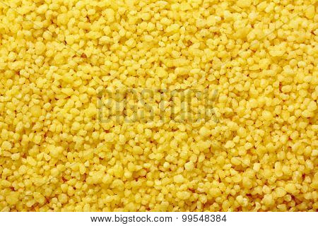 Couscous Close-up