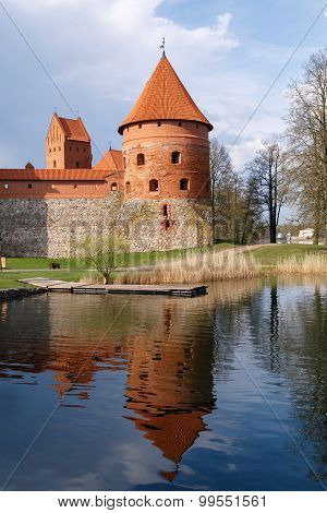 Trakai Castle View