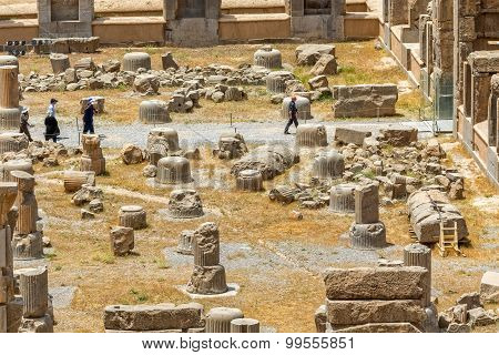 Persepolis stones