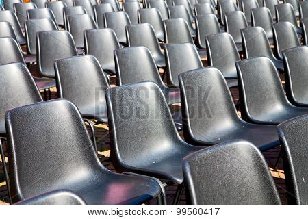 Empty Seat In Italy   Texture