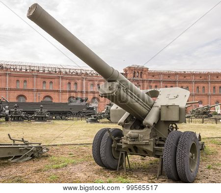 152-mm Howitzer, Mod.1938 (m-10)