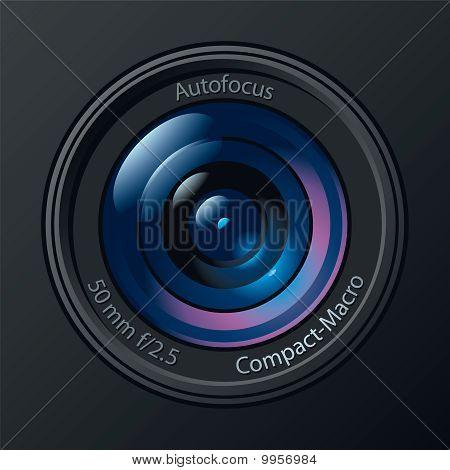 Photo Camera Lens