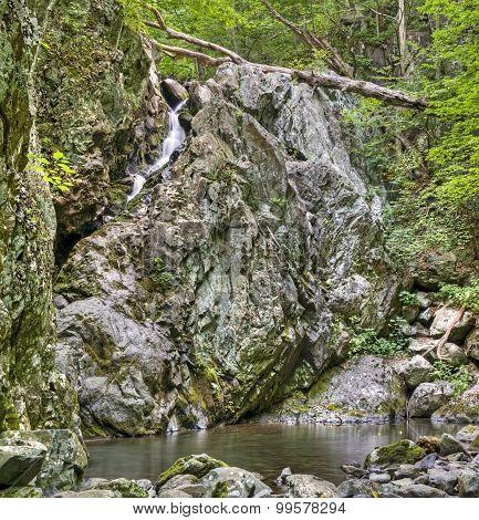 Rose River Falls, Shenandoah National Park