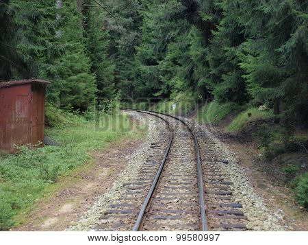 Unique Historic Narrow-gauge Railway