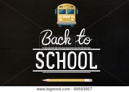 back to school against black