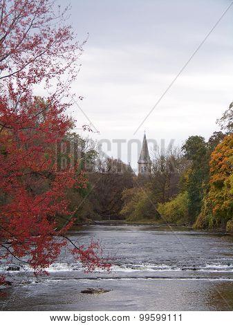 A Rural Country Autumn