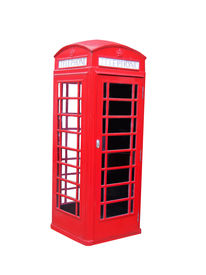 picture of phone-booth  - this photograph is of an old english phone boothe   - JPG