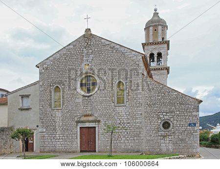 Franciscan Convent Cres