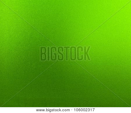Green Lime Frosted Glass.