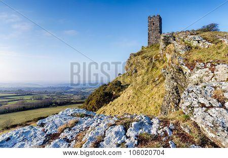 Brentor On Dartmoor