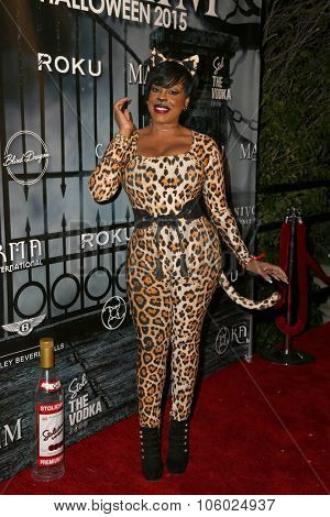LOS ANGELES - OCT 24:  Niecy Nash at the MAXIM Magazine's Official Halloween Party at the Private Estate on October 24, 2015 in Beverly Hills, CA