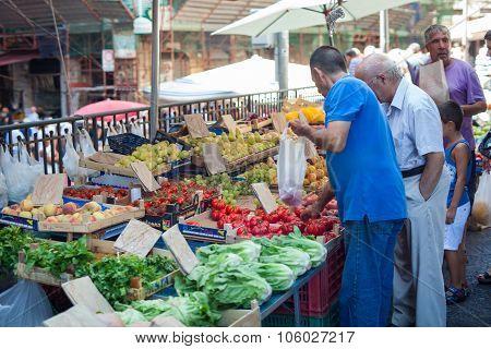 Fruits Market, Catania