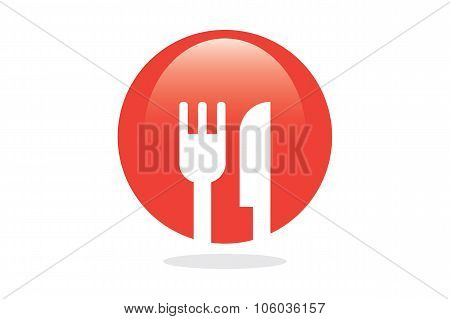 Eat & Drink Speech Buble Symbol
