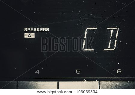Cd Digital And Speakers Marks