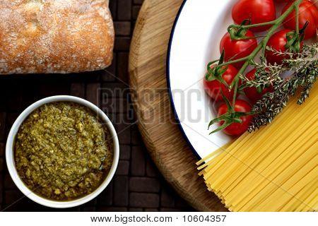 Italian Cooking Ingedients