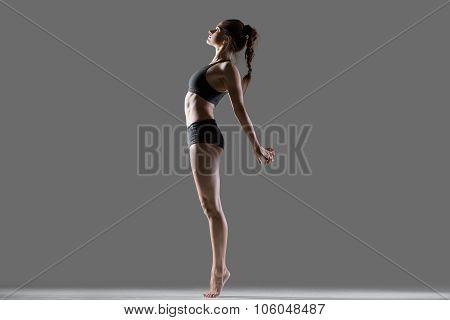 Standing Backbend Exercise