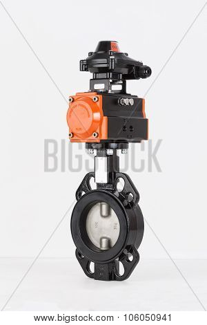Butterfly Valves, Limit Switch Box