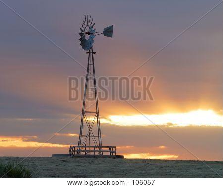 Pawnee Windmill