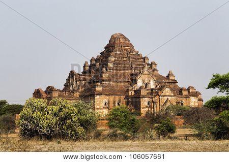 Dhamma-yan-gyi Patho Temple In Old Bagan, Myanmar