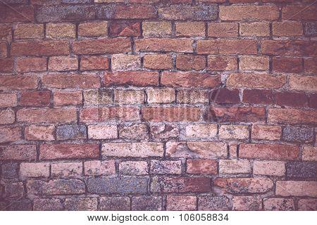 Old Brickwork, Rustic Tone