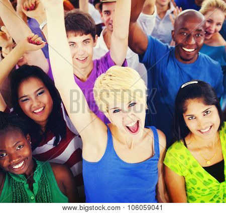 Students Diversity Learning Education Knowledge Happiness