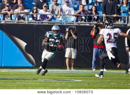 NFL: 21 de Nov Baltimore Ravens Vs Carolina Panthers