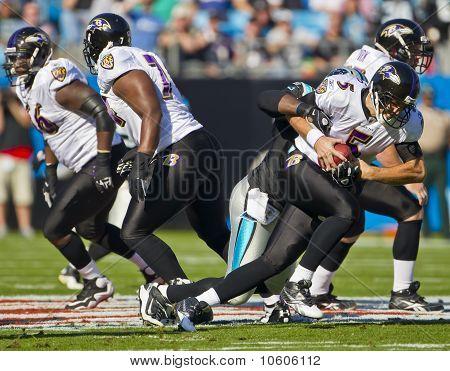 NFL: 21 de Nov Baltimore Ravens Vs Carolina Panthers